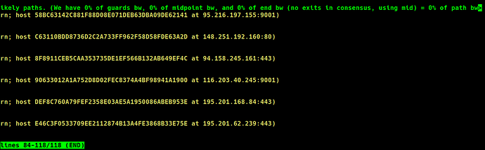 tor@service output el-1.4_2020-06-30