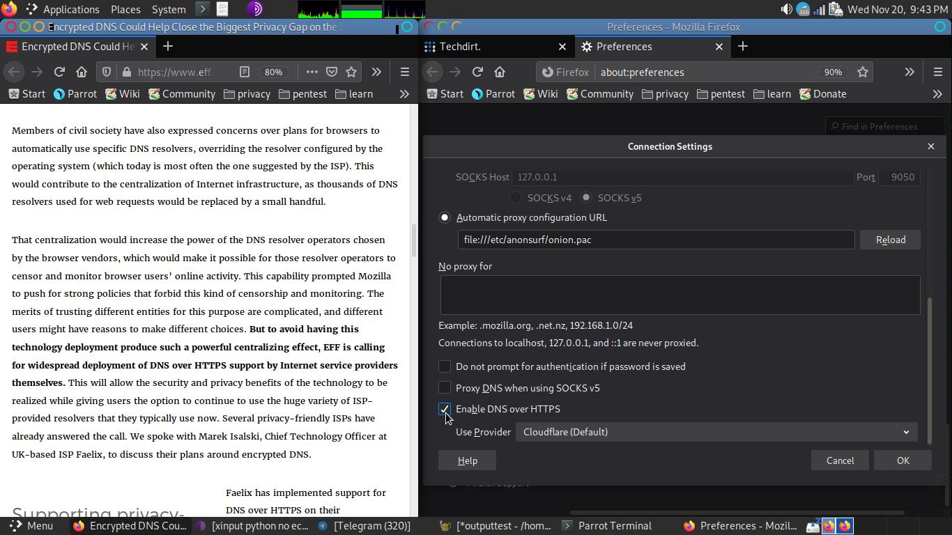 FirefoxDNShttps